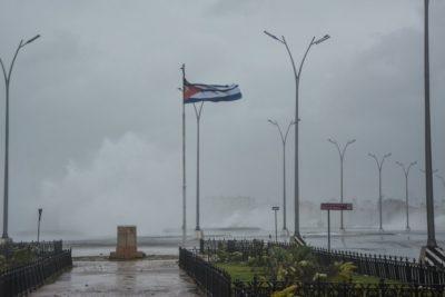 FOTOS |Huracán Irma hizo desaparecer el Malecón de La Habana