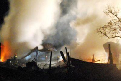 Encapuchados queman Iglesia Evangélica en nuevo atentado en Ercilla