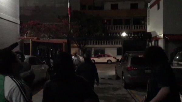 """""""VIDEOS   Los primeros registros del terremoto 8.2 que sacudió México"""""""