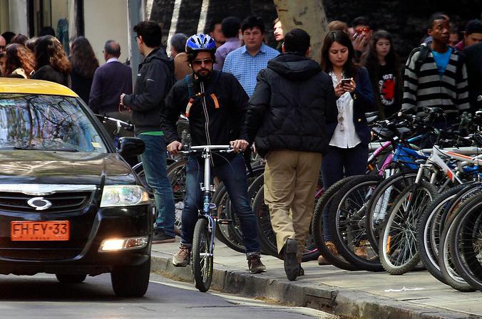 La bicicleta, una forma de activarse