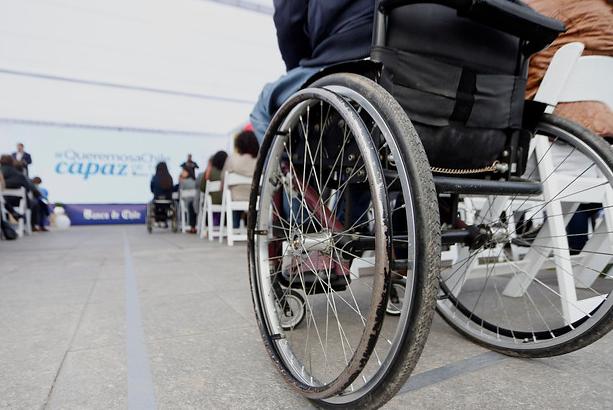 Inclusión laboral para el 20% de los chilenos