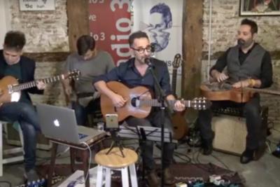 VIDEO | Jorge Drexler presentó en Facebook su nuevo álbum