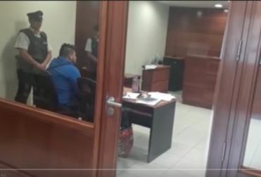 Detienen a Sadam Husein en Arica por tráfico de drogas
