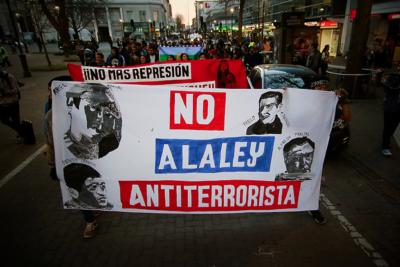 Mapuche culpables, hasta que se demuestre lo contrario