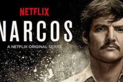 VIDEO |Delirante mención a Chile en la serie Narcos de Netflix