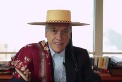 VIDEO | Sebastián Piñera lanza concurso de payas y le respondieron de todo
