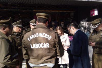 Rancagua: asalto a tienda en pleno centro deja un muerto