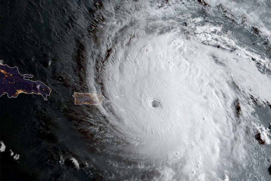 VIDEOS l Así avanza Irma, el devastador huracán que azota el Caribe