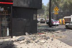 VIDEO | Nuevo terremoto 7,1 Richter sacude a México