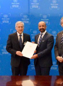 Chile firma importante acuerdo mundial para la protección ambiental