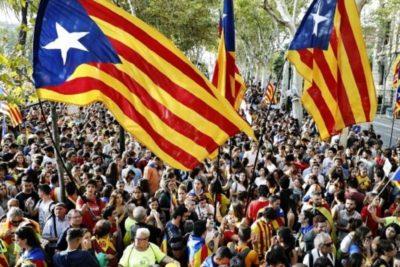 Cataluña amanece en huelga general por actuación de la policía durante referéndum