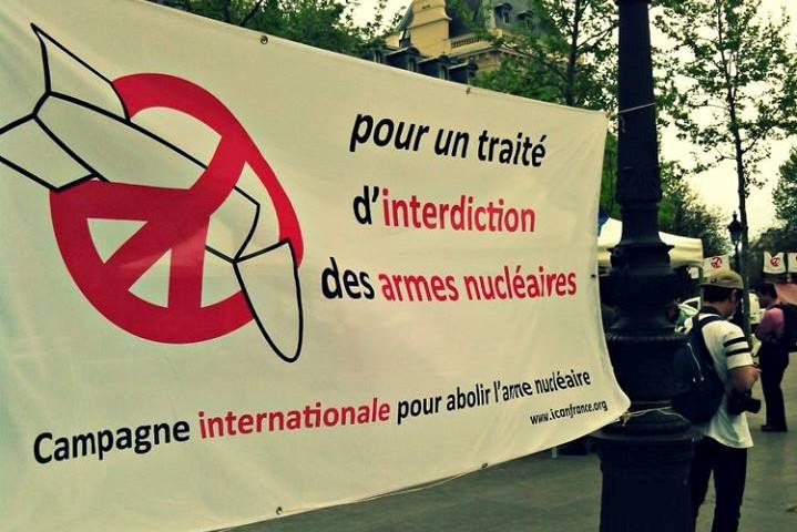 Campaña contra las armas nucleares ganó el Premio Nobel de la Paz