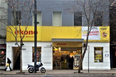 Fin de una era: se terminan los supermercados Ekono en el país