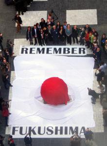 Desplazados por accidente nuclear de Fukushima denuncian violación de derechos ante la ONU