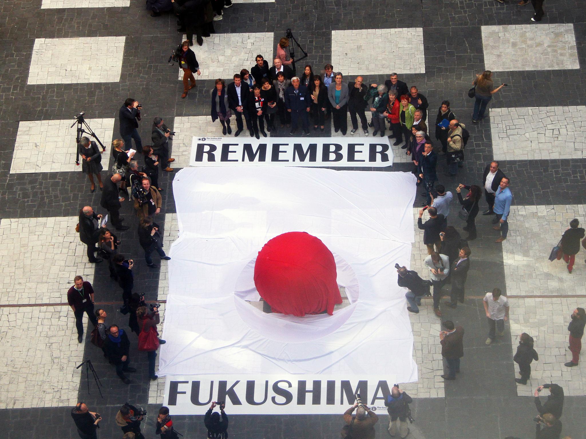 """""""Desplazados por accidente nuclear de Fukushima denuncian violación de derechos ante la ONU"""""""