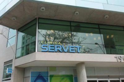 Clínica Servet cerró definitivamente sus puertas al público