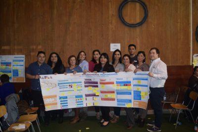 Encuentro sobre experiencias educativas reunió a más de 120 docentes del Biobío
