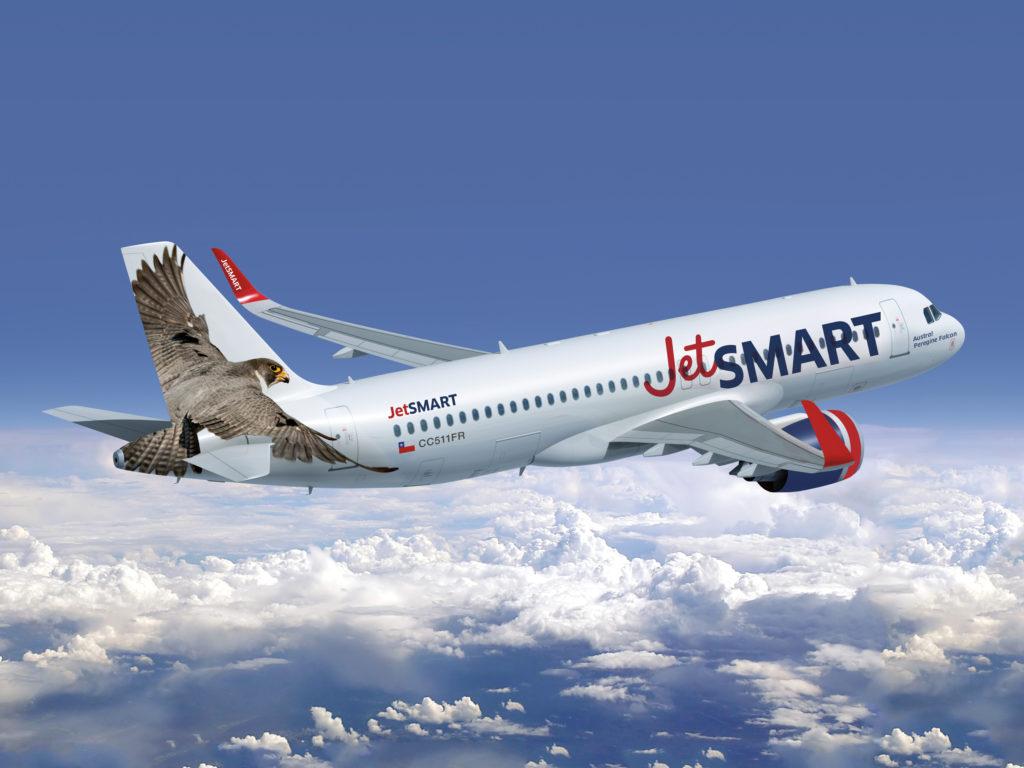 Aerolínea JetSmart lanza oferta de pasajes desde $1.000 más tasas