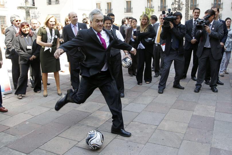 VIDEO  Piñera despeja las dudas y confiesa quién debería ser el nuevo DT de la Roja