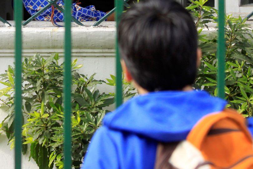 Hogar de Cristo: 77 mil niños están fuera del sistema escolar