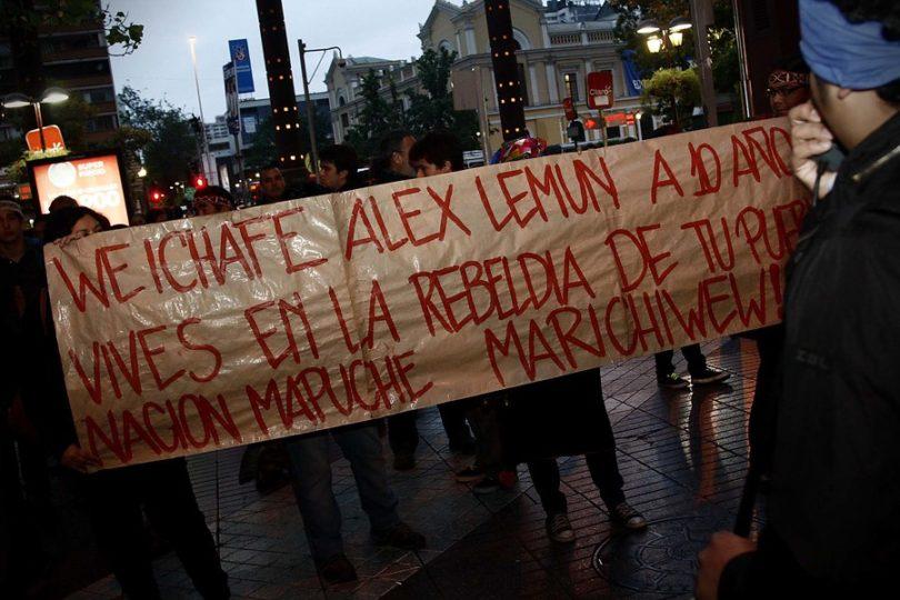 Corte Suprema reabrió causa por homicidio del comunero mapuche Alex Lemún