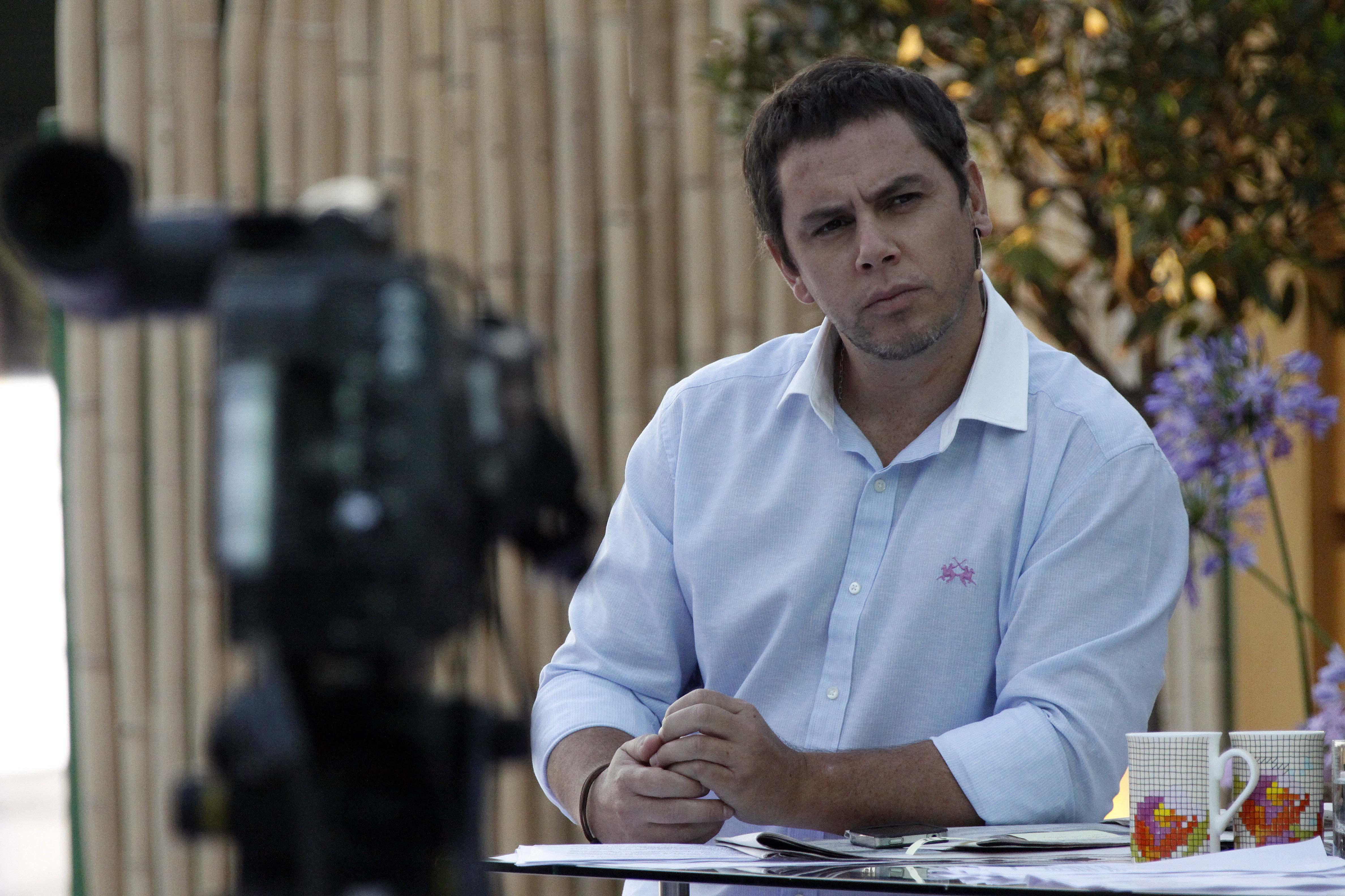 """""""José Miguel Viñuela explica su apoyo a Piñera en la campaña pasada:"""
