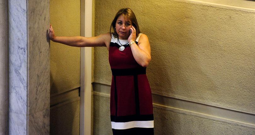 """La explicación de Marisol Turres por hacer campaña con licencia médica: """"Fui a saludar a gente que quiero"""""""