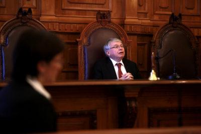 """Corte Suprema y Defensor Nacional respaldan a Bachelet: """"No existe delincuencia desatada"""""""