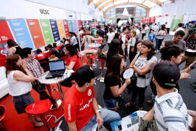 """Jóvenes estudiantes crean el """"Google"""" de las carreras universitarias de Chile"""