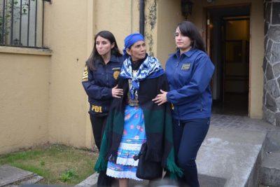 Fiscalía apunta a eventual participación de machi Francisca Linconao en caso Luchsinger-Mackay