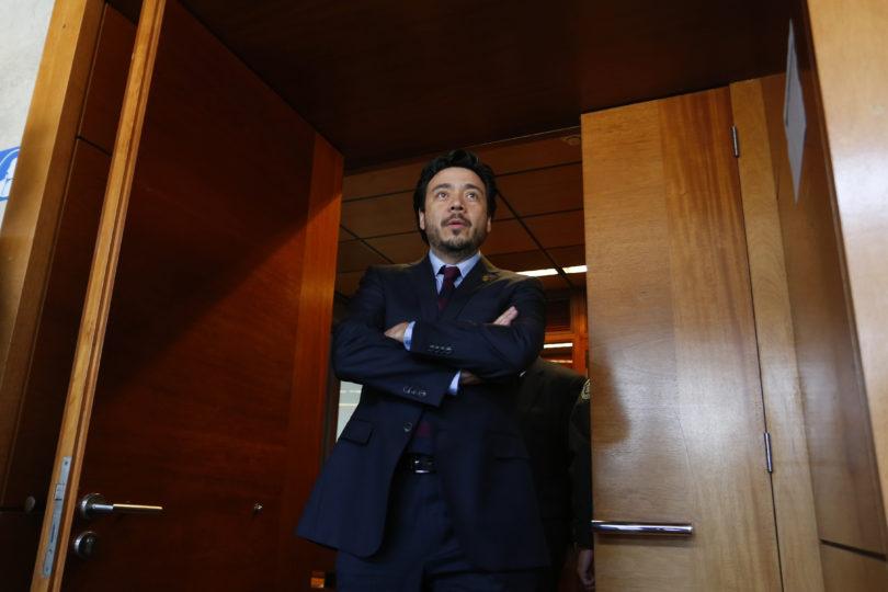 Fiscal Emiliano Arias asumió personalmente todas las aristas del caso Caval