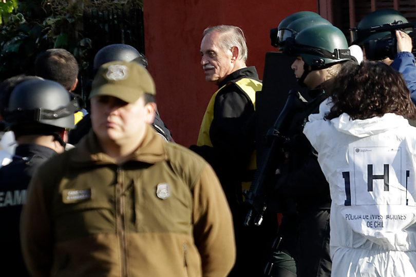 Miguel Krassnoff, Alvaro Corbalán e Iturriaga Neumann postulan a libertad condicional