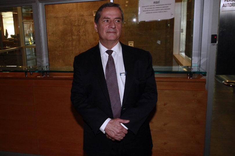 Caso SQM: fiscalía buscará reformalizar a Contesse en arista que involucra a Longueira