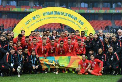 Selección Chilena no fue invitada a China Cup y dejará de ganar dos millones de dólares