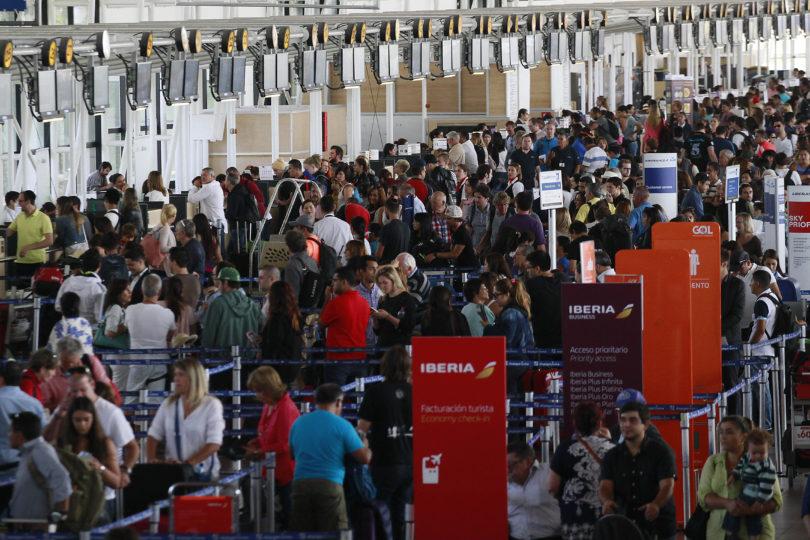 Aerolínea low cost JetSMART sorprende con pasajes a mil pesos para celebrar sus cien mil pasajeros