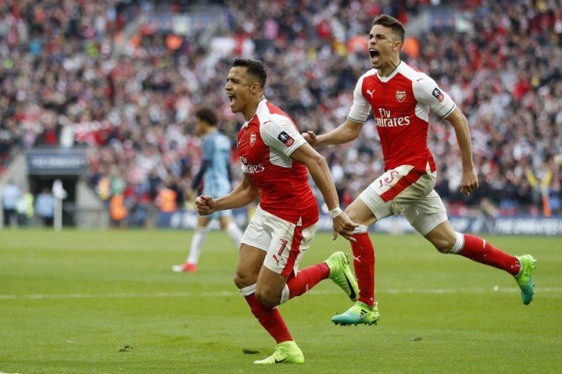VIDEO | La resurrección de Alexis Sánchez en la Premier League: anotó en victoria del Arsenal