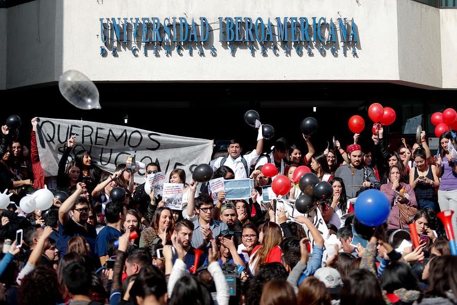"""""""Mineduc confirma que nombrará administrador de cierre para la U. Iberoamericana"""""""