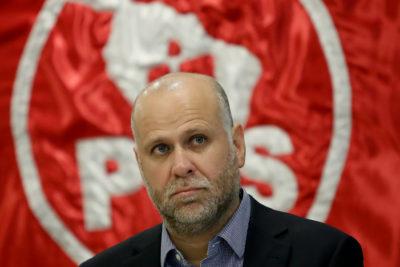 El frente interno de Álvaro Elizalde en el Partido Socialista