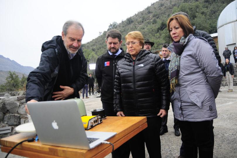Las seis nuevas estaciones que vigilarán la falla de San Ramón en la Región Metropolitana