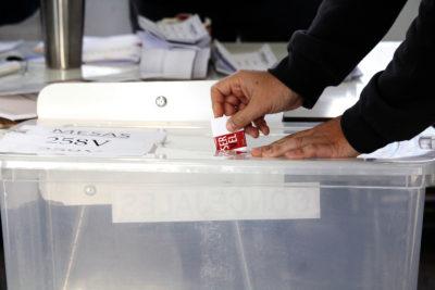 Revisa aquí si fuiste elegido por el Servel como vocal de mesa para las elecciones presidenciales