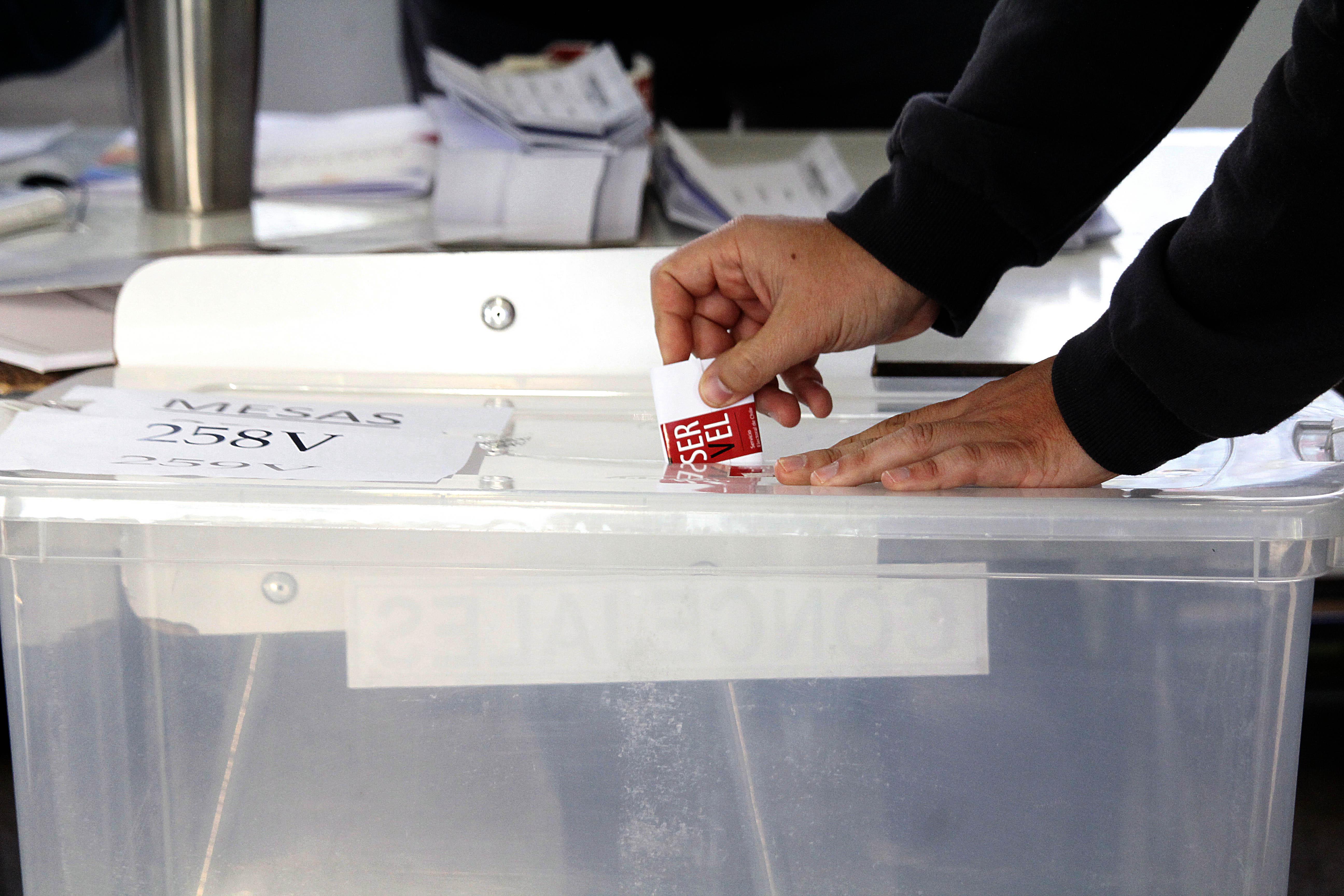 Este jueves es el último día para excusarte de ser vocal de mesa en las elecciones