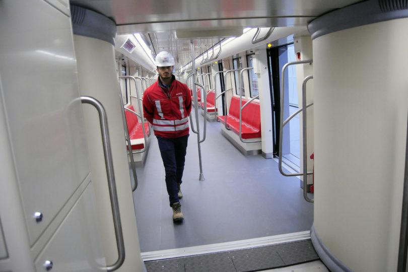 Línea 6 del Metro funciona desde el jueves: estas son las nuevas estaciones