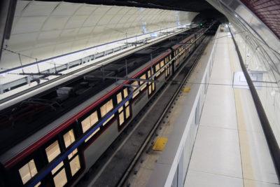 Ocho de las 10 estaciones de la Línea 6 están listas: faltan las más importantes