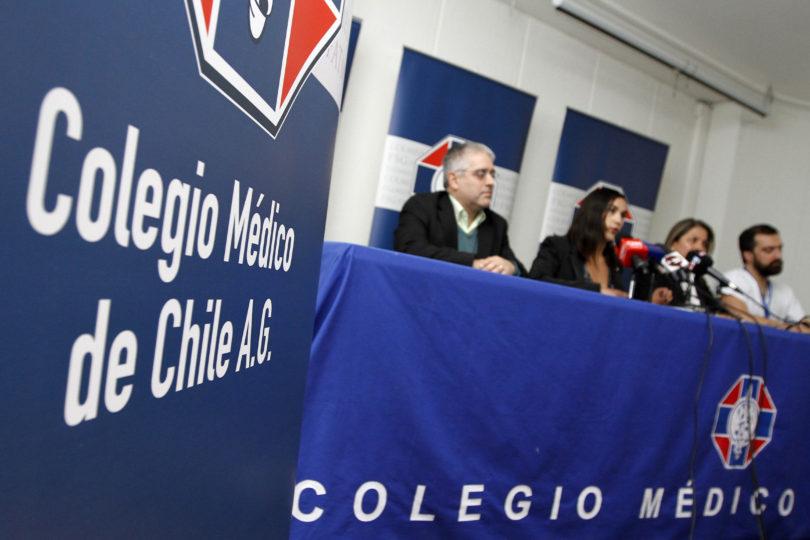 """Colegio Médico suspende relación con el Minsal por """"incumplimientos"""""""