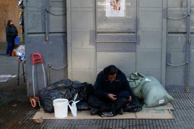 Desarrollo Social acusa inconstitucionalidad de multas a indigentes en Antofagasta