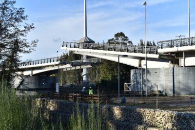 Puente Cau Cau será habilitado provisoriamente dentro de 120 días