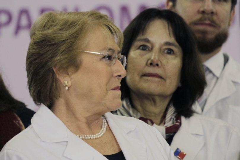 """Ministra Castillo por bono de retiro: """"Estaré con la Presidenta hasta el último día"""""""