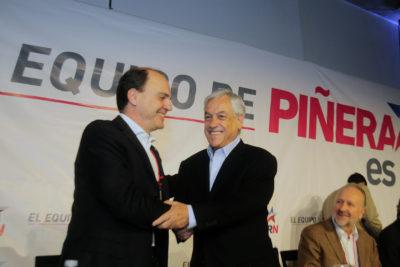 RN politiza la Roja: utiliza el partido con Brasil para hacer campaña pro Sebastián Piñera