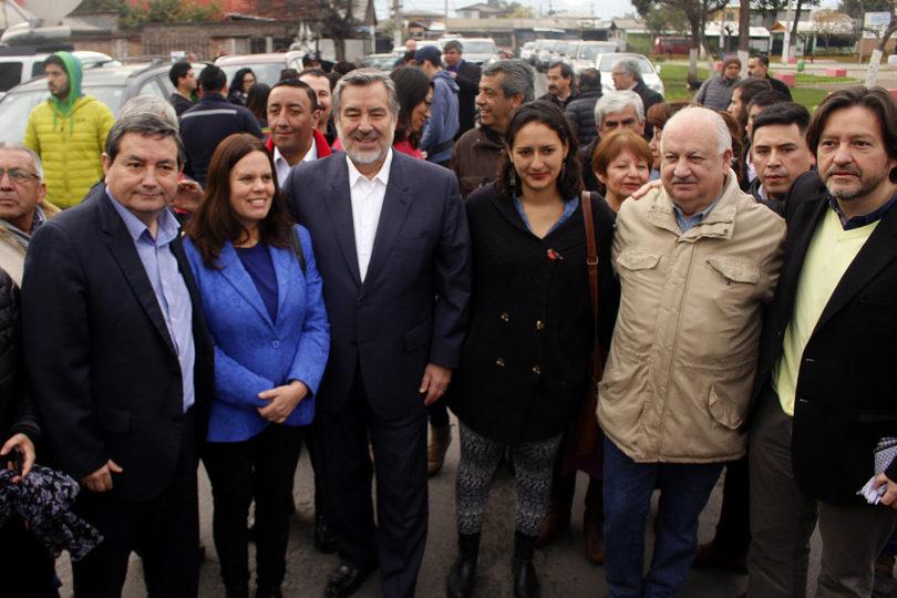 UDI y RN solicitarán a la Fiscalía investigar patrocinantes de Guillier en San Ramón