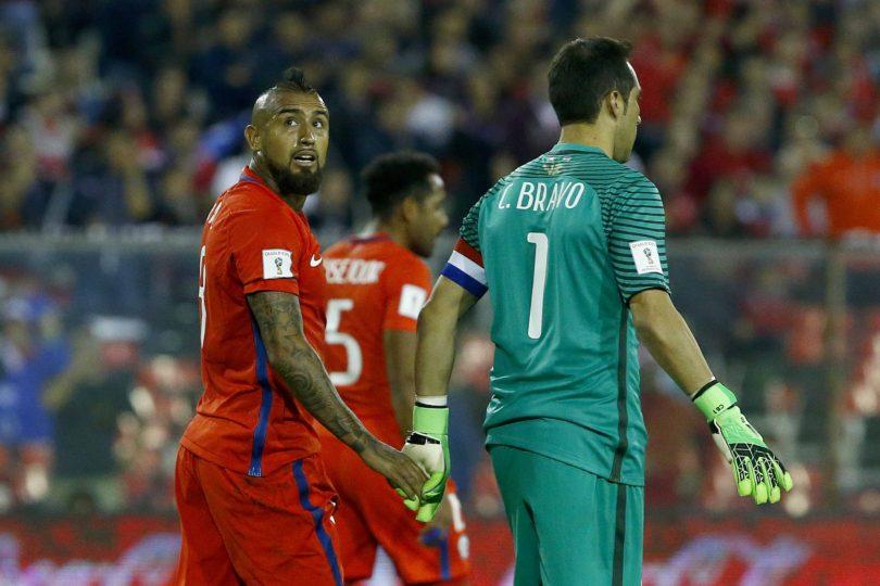 """¿Reconciliación?: Bravo habría llamado a Vidal para darle """"explicaciones"""""""